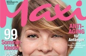 Bauer Media Group, Maxi: Jetzt in Maxi: Typisch Mann, typisch Frau - die kleinen, aber feinen Unterschiede