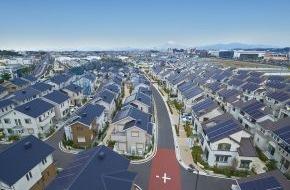 Panasonic Deutschland: Panasonic Smart City in Japan eröffnet / Die Fujisawa Sustainable Smart Town nahe Tokio ermöglicht ihren Bewohnern einen nachhaltigen Lebensstil in allen Bereichen