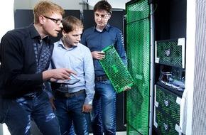 HPI Hasso-Plattner-Institut: Neue Software hilft Wirtschaft bei blitzschneller Finanzsimulation / Entwicklung des Hasso-Plattner-Instituts