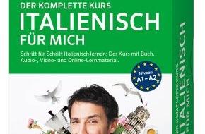 PONS GmbH: Anspruchsvoll Sprachen lernen - mit allen Sinnen - mit den kompletten Kursen von PONS