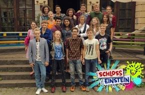 """MDR: """"Schloss Einstein"""" bei KiKA: Sendestart 19. Staffel und Casting für Jubliäums-Folgen"""
