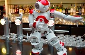 Messe Berlin GmbH: ITB Hospitality Day: Roboter und Innovationen verändern die Hotellerie