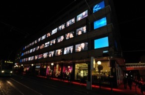 Manor AG: Une brillante réouverture pour le magasin Manor de la Greifengasse à Bâle