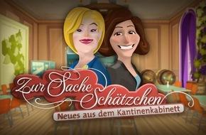 """SWR - Südwestrundfunk: Hier geht's zur Sache, Schätzchen! / Animierte Glosse in der Sendung """"zur Sache Rheinland-Pfalz!"""" läuft zum 150. Mal im SWR Fernsehen"""