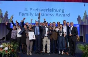 AMAG Automobil- und Motoren AG: Wyon AG remporte le Family Business Awards 2015