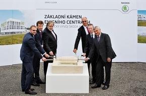 Skoda Auto Deutschland GmbH: Investition für die Umwelt: SKODA baut neues Emissionszentrum in Mladá Boleslav
