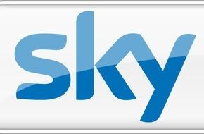 Sky Deutschland: Die Nummer Eins für starke Markenauftritte: Sky startet neuen Entertainment-Sender Sky 1 im November
