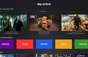Sky Deutschland: Sky Online ab sofort auf Apple TV streamen