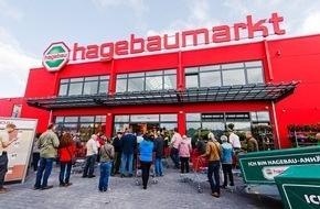 hagebau Gruppe: Platz 1 unter den Baumärkten: hagebau beliebteste Marke bei DIY-Endkunden