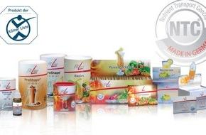 PM-International AG: Tous les compléments alimentaires Fitline figurent sur la « liste de Cologne® »
