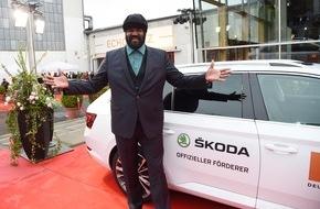 Skoda Auto Deutschland GmbH: SKODA chauffierte die Stars zum ECHO Jazz