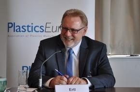 PlasticsEurope Deutschland e.V.: Kunststoffproduktion in Deutschland wieder im Plus - Moderates Wachstum trotz eingetrübten Wirtschaftsklimas