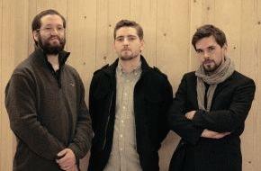 """SWR - Südwestrundfunk: SWR-Jazzpreis 2014 für Pablo Held Trio aus Köln / Preisverleihung und Konzert am 8. Oktober beim Festival """"Enjoy Jazz"""" in Ludwigshafen"""