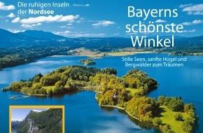 """Landwirtschaftsverlag GmbH: """"himmelblau"""" - Landwirtschaftsverlag macht Lust auf Urlaub"""