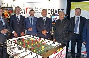 Die Deutsche Automatenwirtschaft: 11. Branchentreff DEHOGA-Nord: Deutsche Automatenwirtschaft und Hamburger Automatenverband zu Gast auf DEHOGA-Galaveranstaltung in Hamburg