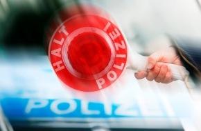 Polizeipressestelle Rhein-Erft-Kreis: POL-REK: Berauscht unterwegs - Bergheim