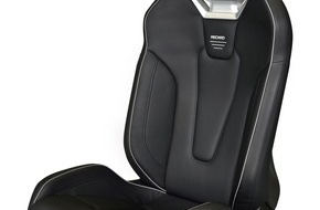 Recaro Automotive Seating: Lightweight and sporty: The new Recaro Sport Seat Platform / IAA 2015: Johnson Controls impresses with lightweight innovations
