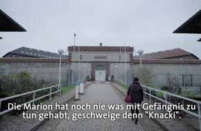 """""""Ritterblut - Verliebt in einen Knacki"""" am 31.8. im Ersten"""