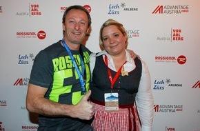 Lech-Zürs Tourismus GmbH: Der Weg ist das Ziel die Unterstützer der Arlberg Lounge - ANHÄNGE