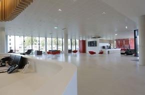 Santander Consumer Bank AG: Santander bezieht neues Gebäude im Nordpark