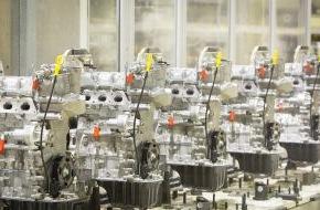 Skoda Auto Deutschland GmbH: SKODA produziert dreimillionsten 1,2 HTP Motor