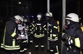 Freiwillige Feuerwehr Bedburg-Hau: FW-KLE: Zimmerbrand auf forensischer Station der LVR Kliniken Bedburg-Hau