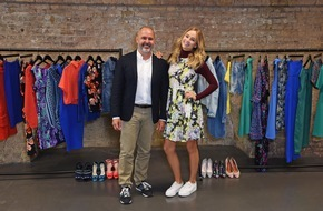 Amazon.de GmbH: Amazon eröffnet Multi-Millionen Euro Fashion Fotostudio in London