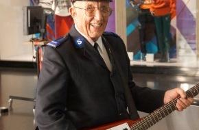 Heilsarmee / Armée du Salut: L'Armée du Salut chante pour une bonne cause
