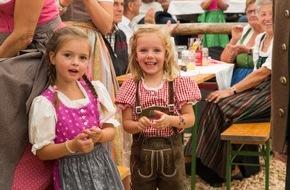 Salzburger Sportwelt: Bauernherbst 2015 in der Salzburger Sportwelt