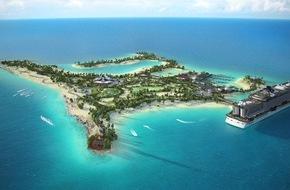 """MSC Kreuzfahrten: Eigene Bahamas-Insel für MSC / Mit dem """"Ocean Cay MSC Marine Reserve"""" schafft die Reederei eine einzigartige Erlebnisinsel in der Karibik"""