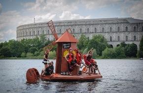 BetonMarketing Deutschland: Betonkanu-Regatta 2015 in Brandenburg