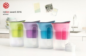 "BRITA GmbH: BRITA fill&enjoy Fun erhält ""red dot design award"" 2016"