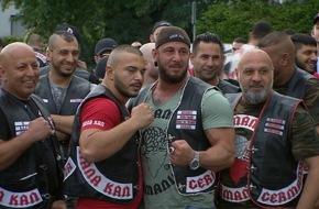 ZDFinfo: Osmanen Germania - Rocker oder Boxclub? / ZDFinfo-Reportage mit einer Nahaufnahme der umstrittenen Gruppierung