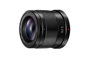 Panasonic Deutschland: LUMIX G 1,7/42,5mm ASPH./POWER O.I.S. / Neues, kompaktes Portrait-Objektiv