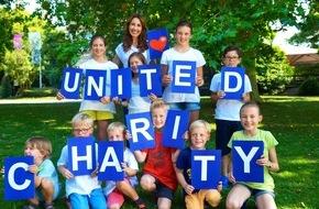United Charity gemeinnützige Stiftungs GmbH: Abstimmung für den Publikumspreis im Land der Ideen: Mit United Charity ist Baden-Badener Stiftung unter den zehn Finalisten