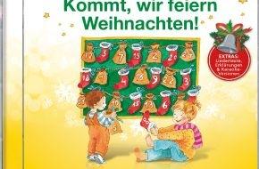 Menschenkinder Verlag: Singend Weihnachtsbräuche verstehen lernen / Detlev Jöcker präsentiert sein neues Weihnachtsalbum