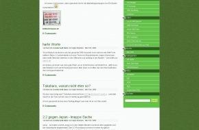 Jubii Europe N.V.: Der LYCOS-WM-Coup: Eigener WM-Blog und Chance auf 1 Jahr kostenloses Webhosting