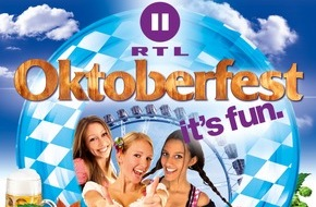 "RTL II: ""RTL II it's fun - Oktoberfest"""