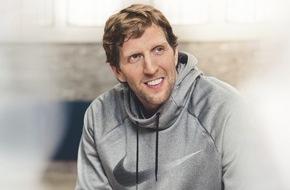 Bauerfeind AG: Partenariat mondial : Dirk Nowitzki devient ambassadeur de la marque Bauerfeind