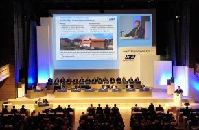 K+S Aktiengesellschaft: K+S Aktiengesellschaft: Hauptversammlung in Kassel am 11. Mai 2011 (mit Bild)
