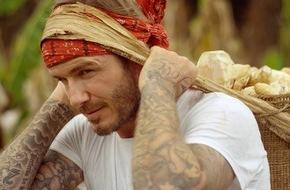 """ProSieben MAXX: ProSieben MAXX setzt Partnerschaft mit BBC Worldwide fort: Erstausstrahlung von """"Abenteuer Amazonas - Mit David Beckham"""""""