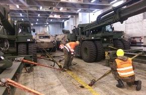 Presse- und Informationszentrum der Streitkräftebasis: Auftrag ausgeführt! - die Bundeswehr verabschiedet sich aus Trabzon
