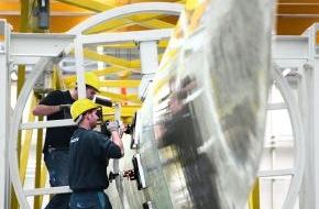 Nordex SE: Nordex SE bietet honorarfreies Fotomaterial für Journalisten in der Bilddatenbank der Deutschen Presse-Agentur (dpa) (mit Bild)