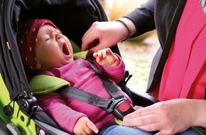 Aktion Gesunder Rücken e. V.: Komfort für Kind und Eltern - Rückengesundheit von Geburt an