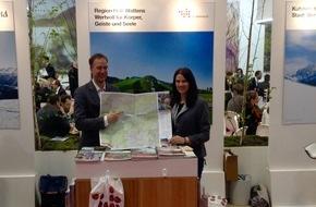 TVB Region Hall-Wattens: ITB 2016: Region Hall-Wattens präsentiert neue Kristallwanderungen & funkelnde Urlaubserlebnisse im Herzen Tirols