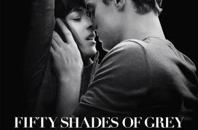 Universal International Division: Fifty Shades Of Grey auf Rekordkurs: Platz 1 der Musik- und Kino-Charts