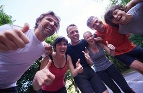 BKK24: Der Einstieg in die betriebliche Gesundheitsförderung / Sportabzeichen-Wettbewerb für Betriebe