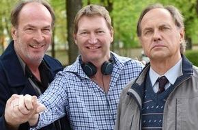 """ARD Das Erste: Das Erste  / Drehstart für die ARD-Degeto-Buddy-Komödie """"Zwei Tänzer für Isolde"""" (AT) mit Uwe Ochsenknecht und Herbert Knaup in den Hauptrollen"""