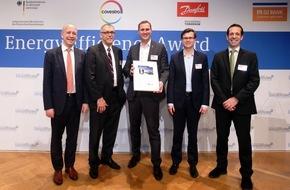 """LIDL: Vorbild in puncto Energieeffizienz: Lidl gewinnt den ersten Preis beim Energy Efficiency Award 2015 / Die Auszeichnung erhält Lidl für seine energieeffiziente Filialgeneration """"ECO2LOGISCH"""""""
