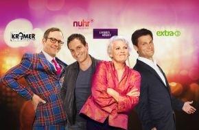 ARD Das Erste: Das Erste: Satire, Comedy und Kabarett - Der neue Donnerstagabend ab 22.45 Uhr im Ersten